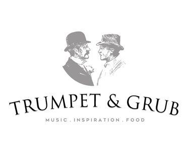 Trumpet & Grub Logo