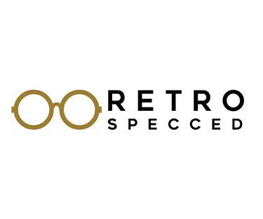 Retro Specced Logo