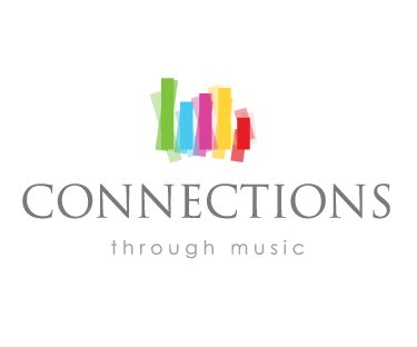 Connections Through Music Logo