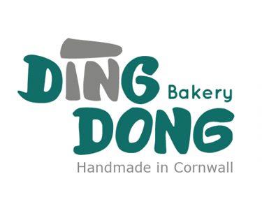 Ding Dong Bakery Cornwall Logo