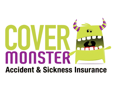 Cover Monster Accident & Sickness Insurance