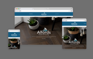 Alfords Carpets & Flooring Helston Cornwall Website