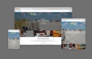 APACK Cornwall Website