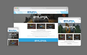 Byldya Construction Cornwall Website