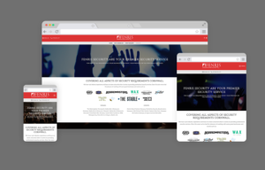 Fenris Security Services Cornwall Website