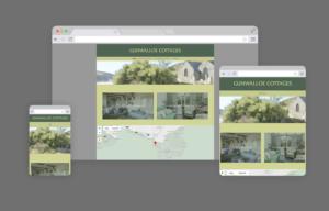 Gunwalloe Cottages Cornwall Website