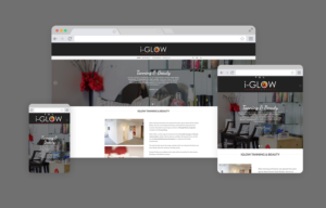 iGlow Tanning & Beauty Penzance Cornwall Website