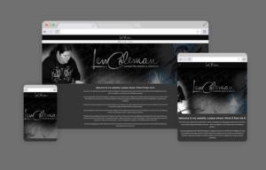 Lew Coleman Artist Cornwall Website